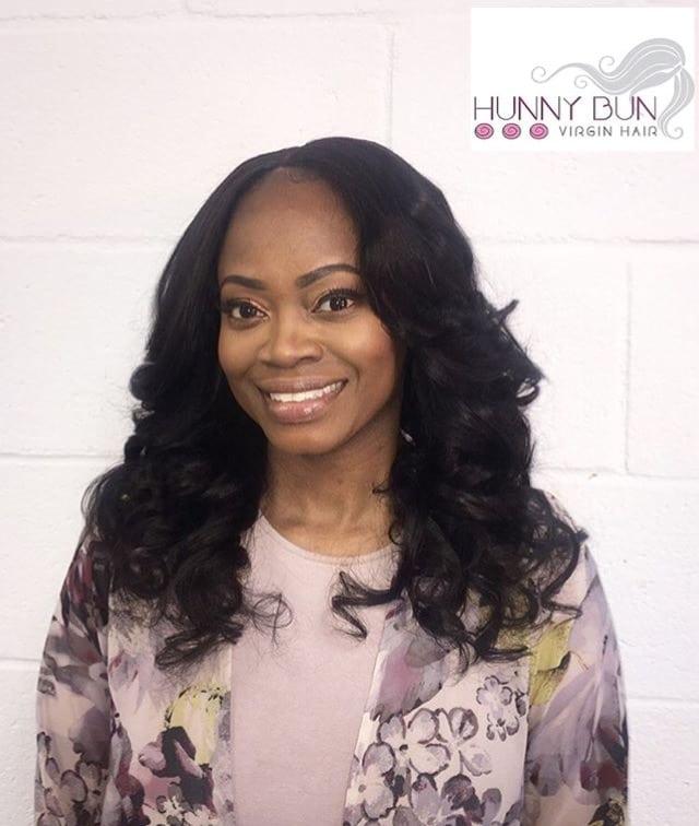 Gallery Hunny Bun Virgin Hair