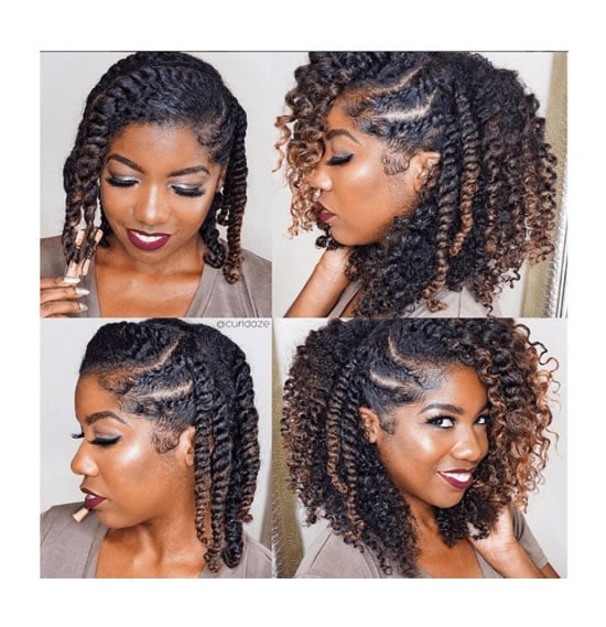 4 Easy Styles In Between Weaves Hunny Bun Virgin Hair