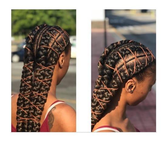4 Easy Styles In Between Weaves Hunny Bun Virgin Hair